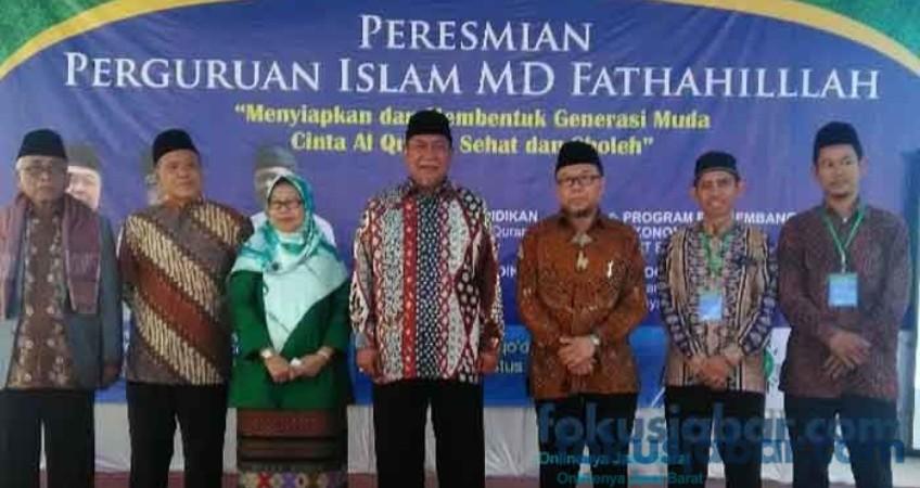 Sambutan Ketua YMDF dan Pembina