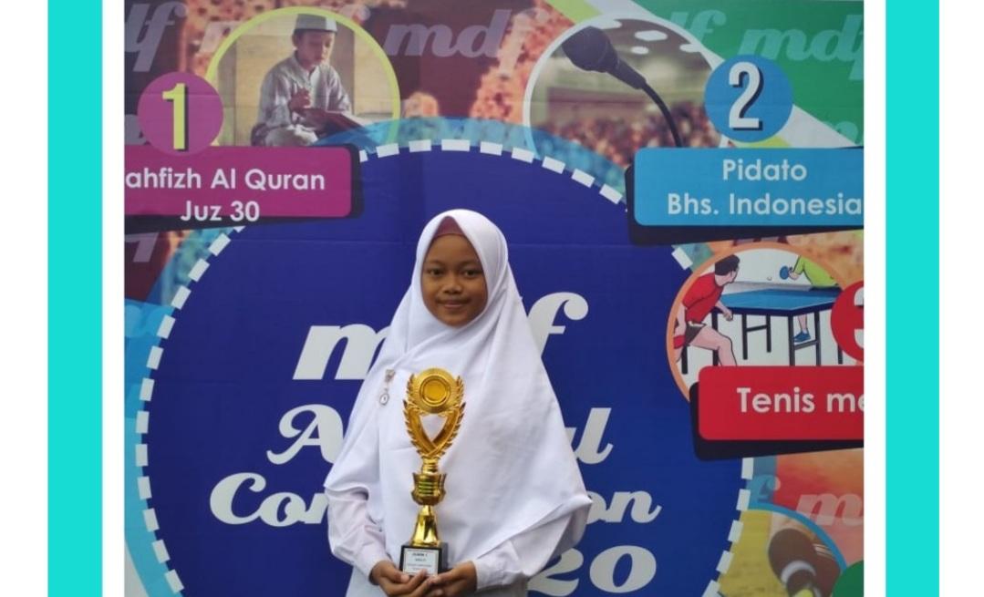 Juara MHQ SMP Tingkat Komisariat